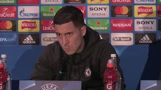 Hazard: We are Chelsea, we can beat Barcelona!