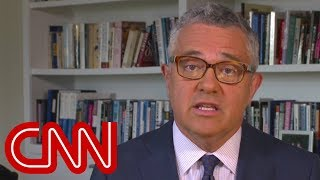 Toobin: If Trump lost election, he'd be indicted