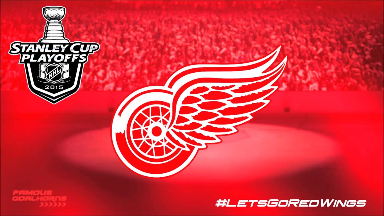Detroit Red Wings 2015 Playoffs Goal Horn