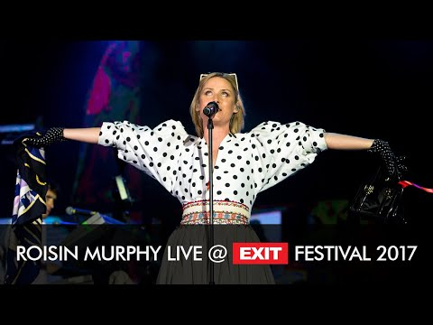 EXIT 2017 | Roisin Murphy Overpowered Live @ Main Stage (HQ Version)