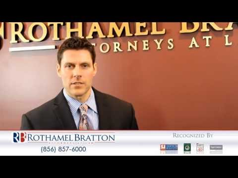 Camden County NJ Law Firm - 856-857-6000 FREE Consultation - Rothamel Bratton