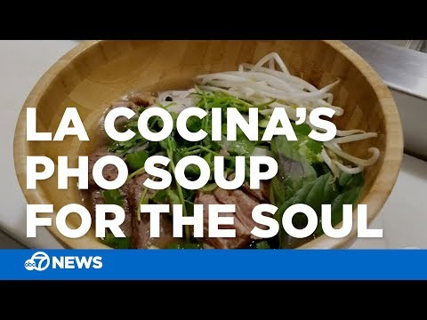 Pho soup for the soul from the Bay Area's Noodle Girl