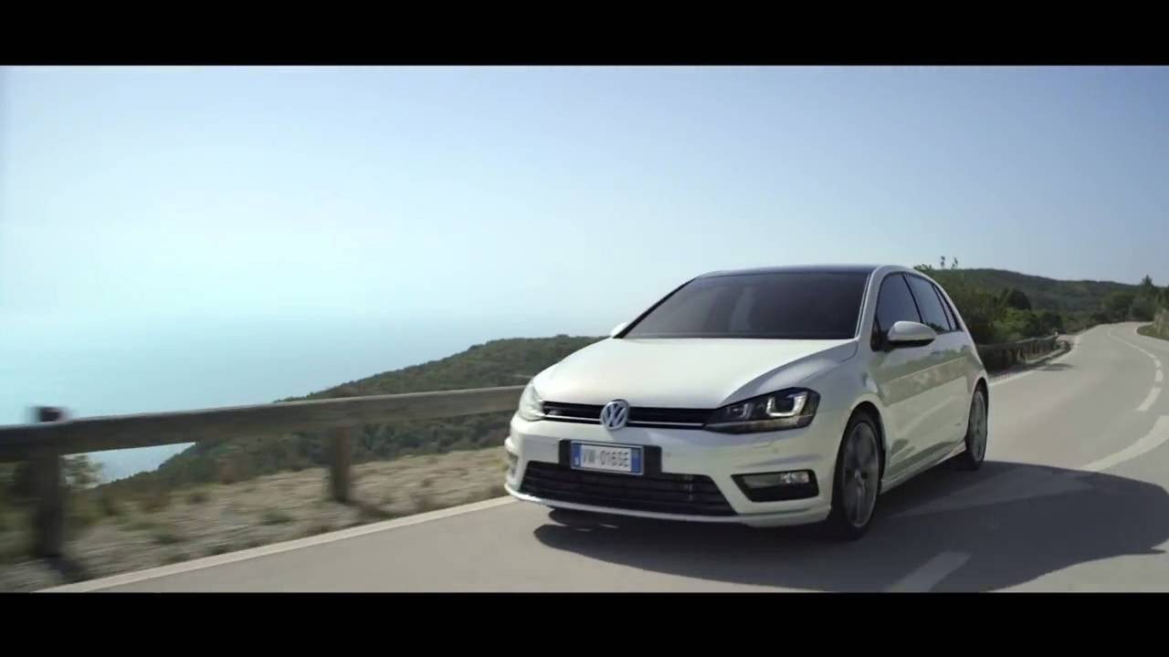 nuova golf sport edition volkswagen 2016 youtube. Black Bedroom Furniture Sets. Home Design Ideas