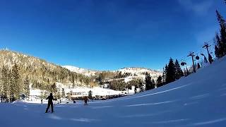 Snowboarding and Ski at Ruidoso, New Mexico