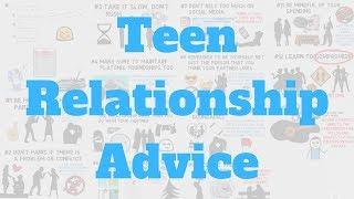Teenage Relationship Advice