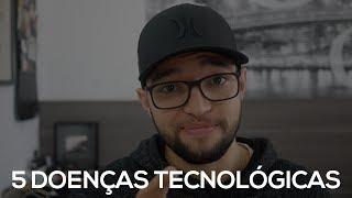 5 DOENÇAS QUE PODEM SER CAUSADAS PELA TECNOLOGIA MODERNA