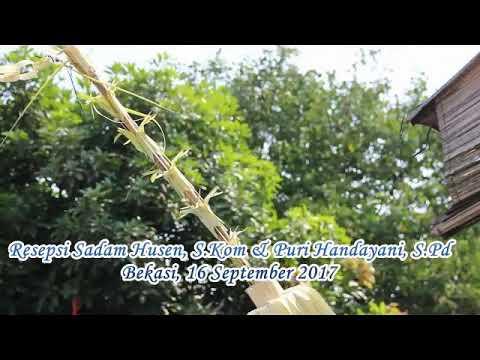 Resepsi Puri & Sadam DJ REMIX PERTEMUAN