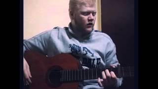 اللي نساك انساه - جيتار / Elli nsak ensah- guitar [ أحمد الحافظ ]