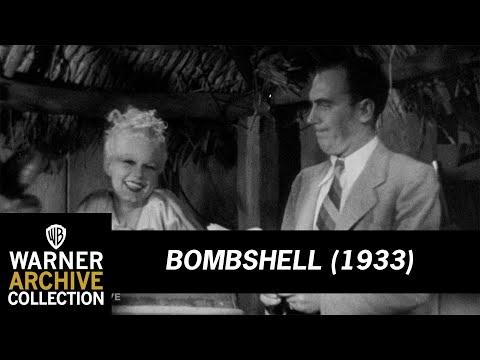 Bombshell (1933) – Hugo Meets Jim