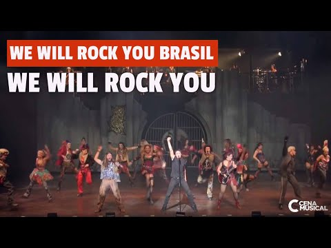 We Will Rock You Brasil - 'Headlong'