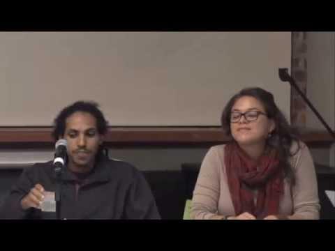 Careers in Urban Education Panel @ Trinity College 10/23/15
