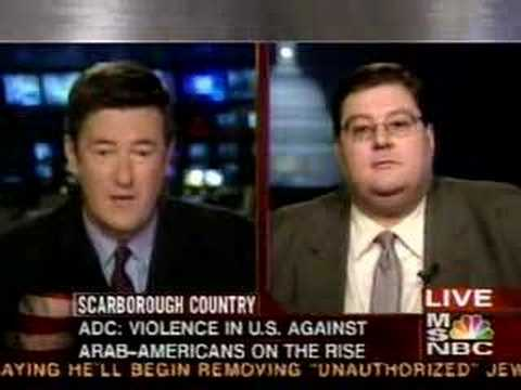 Hussein Ibish vs. Scarborough and John Leo on Hate Crimes