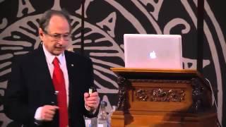 Nobel Laureate in chemistry Michael Levitt – Nobel Lectures in Uppsala 2013
