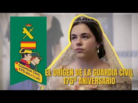 175º Aniversario de la Guardia Civil.