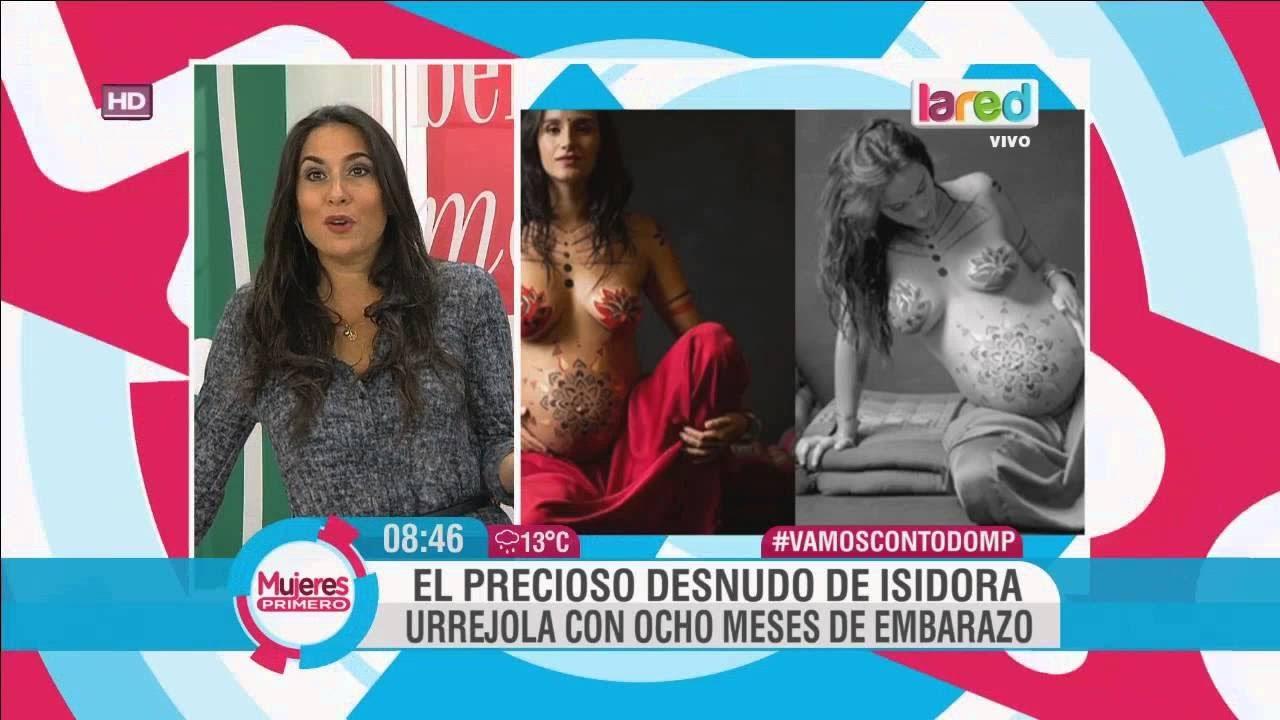 Hermosas Fotos Del Embarazo De Isidora Urrejola