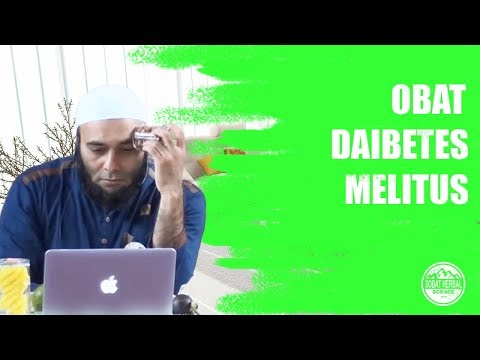 Dr Zaidul Akbar - OBAT Diabetes Melistus