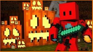 Minecraft - Halloween Spooktacular Special!