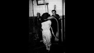 СЛАБОНЕРВНЫМ НЕ СМОТРЕТЬ +18 Казнь военных преступников Нюрмберг 24 мая 1946