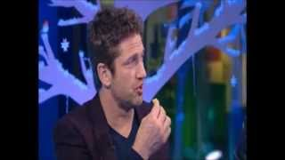 ♦ Gerard Butler - The One Show, Dec