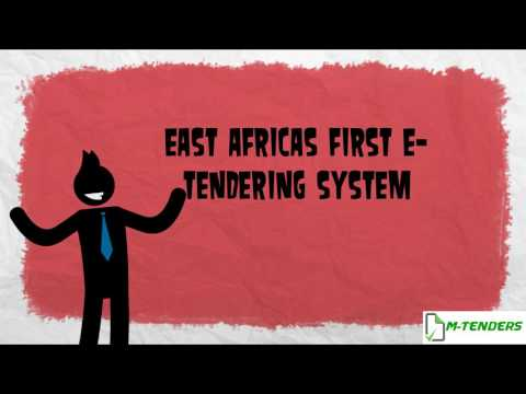 M-tenders Systems: FREE Online Tender / Procurement Application System for East Africa
