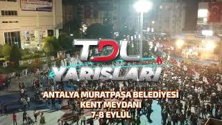 TDL Races | Antalya Kent Meydanı - Tech Drone League & Xblades