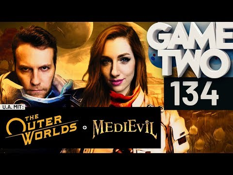 The Outer Worlds, Ring Fit Adventure, Medievil   Game Two #134