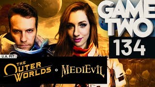 The Outer Worlds, Ring Fit Adventure, Medievil | Game Two #134