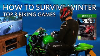 The Best Motorcycle Games Reviewed Ride 3, MotoGP, Trials HD Xbox One