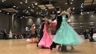 JAPAN DANCE GRAND PRIX RISING STAR  Ballroom Final Tango - JBDC