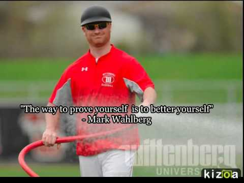 Kizoa Video Maker: Wittenberg University Baseball 2016 pre-season