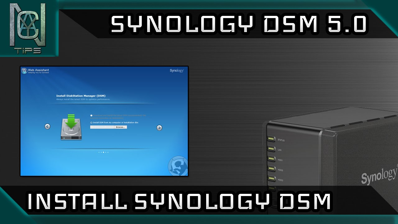 Installing XPEnology 5 0 4528 - Synology DSM on Non Synology Hardware -  Interactive Guide