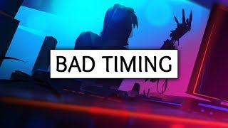 Andrey Azizov & Loren North ‒ Bad Timing (Lyrics)
