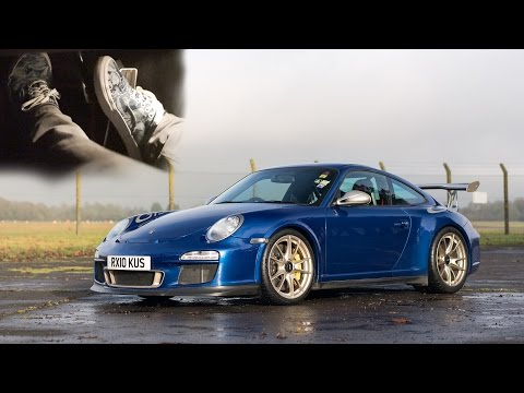 HOW TO Heel And Toe In A Porsche GT3 RS