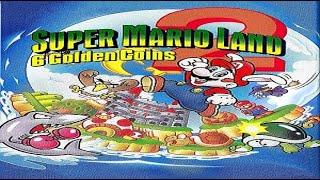 TAS (GBC) Super Mario Land 2 DX (100%) Playing as Luigi