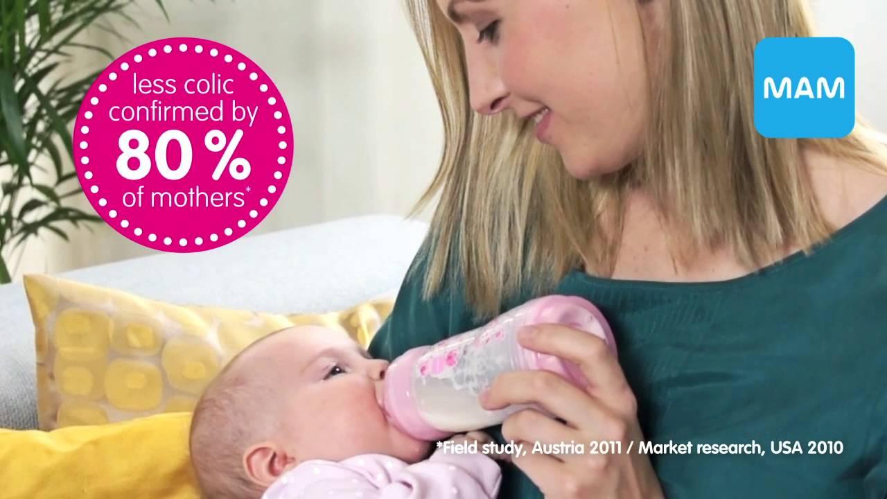 MAM Easy Start - MAM Anti- Colic Baby bottle
