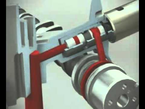 car engine ford Ti VCT 3d