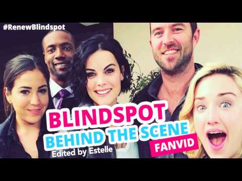 Blindspot  Behind The   Bloopers