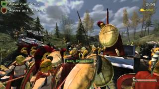 Repeat youtube video Mount and Blade:Full Invasion 2 Mod- Sparta vs Persia #3