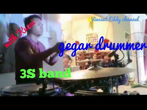Bersama 3S Band Drummer Wik Wik Song