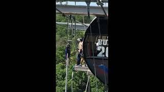 Увидел, прыгнул, рекомендую! 207 метров восторга. Виталий Сундаков