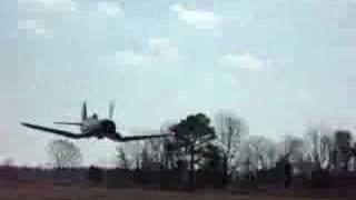 corsair flyby