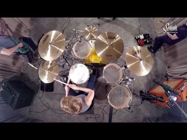 """The Fall"" Live at Soultone Cymbals Studio"