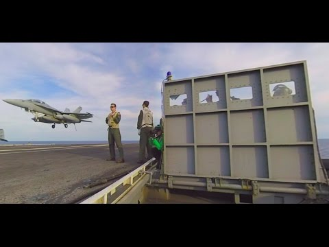 360 video: The Most Dangerous Job