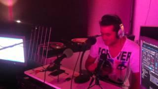DANNY VALEN  @ ESPACIO 4 FM (DJ KAPITAL YOUNG)