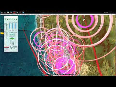9/11/2017 -- Earthquake Forecasting Theory NOW PROVED by Professionals -- California precursors