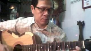 Độc tấu guitar  cổ điệu  LÝ QUA CẦU