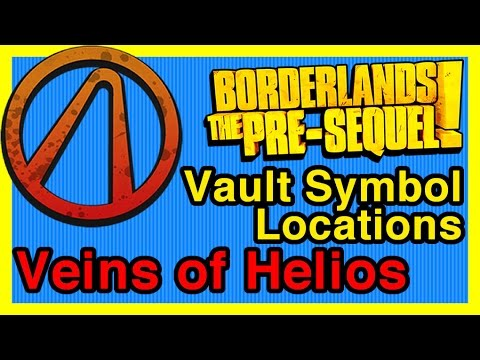 Veins Of Helios Vault Symbol Locations Borderlands Pre Sequel