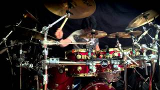 Opeth - I Feel The Dark (Played by Patrik Sas)
