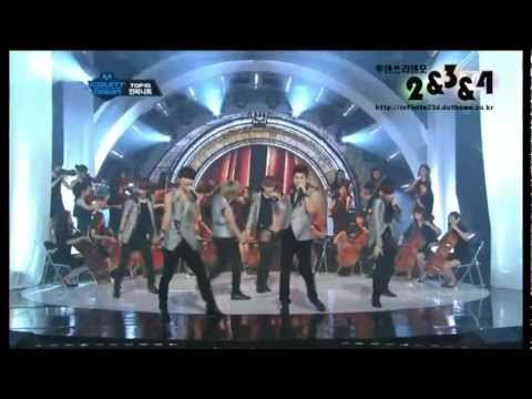 [Special] Infinite Be Mine Mash Up (110723~110911)