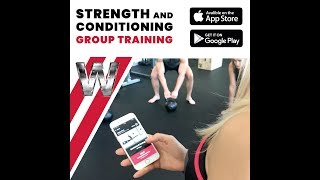 APP WORKOUT FOR GROUP TRAINING